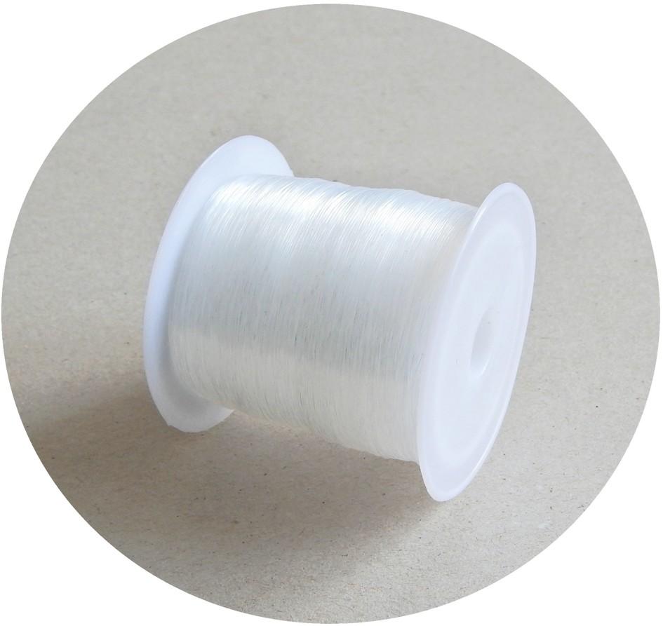 Nylon thread 0,25mm, length 200m, packing 1 pc
