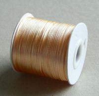 Nylon thread 1mm, length 80m,col.182-light peach, packing 1 pc