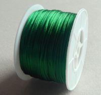 Nylon thread 1mm, length 80m,col.22-onion green, packing 1 pc