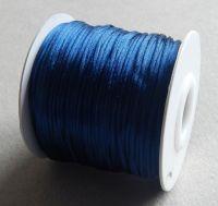 Nylon thread 1mm, length 80m,col 335- deep sapphire, packing 1 pc