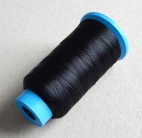 Nylon thread 0.2mm, length 1000m, black, packing 1 pc