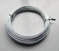 Elektroforézní drát, průměr 1,5mm, délka 5m, postříbřeno, balení 5 m