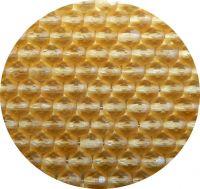 Broušené korálky 05mm, sv.topaz mat, balení 30 ks
