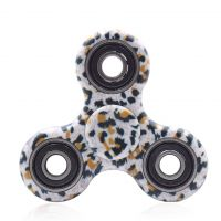 Finger hand spinner, size 40mm, tiger, packing 1pc
