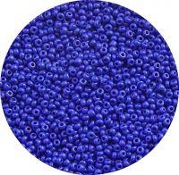 Český rokajl, tmavě modrá, 10-0 (2,2-2,4mm), balení po 25g